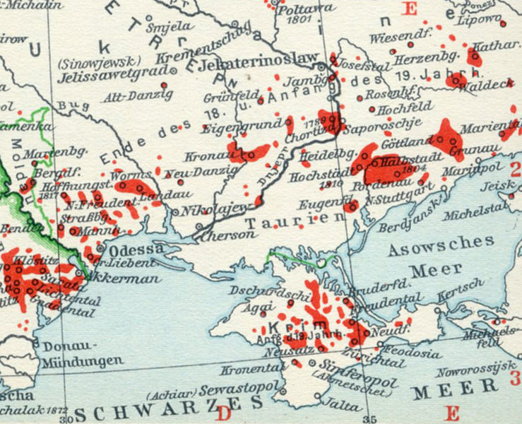 a mennonite family in tsarist russia and the soviet union 1789 1923